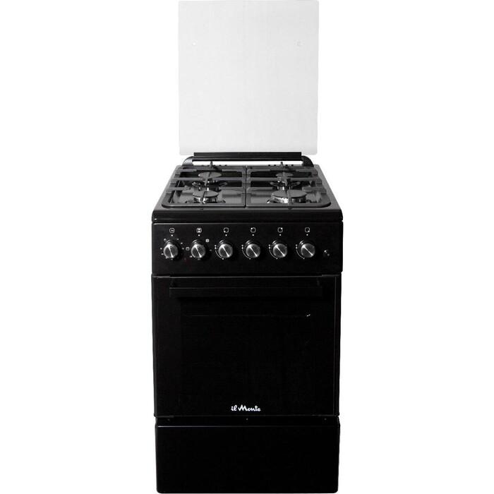 Комбинированная плита il Monte FO-GE5005 BLACK