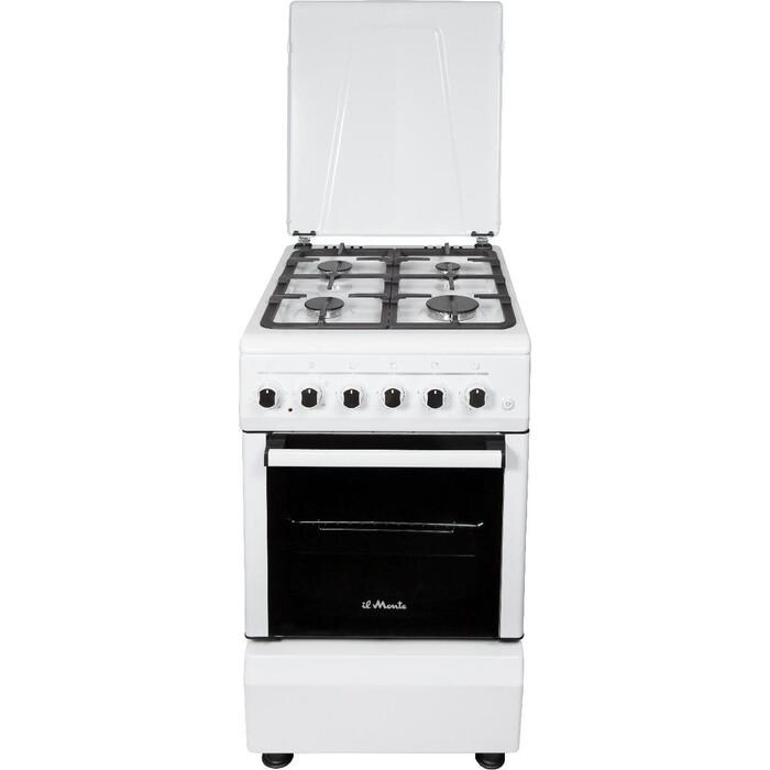 Комбинированная плита il Monte FO-GE5013 WHITE