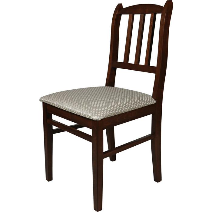 Фото - Стул Мебель-24 Гольф-1 орех, обивка ткань атина бежевая стул мебель 24 гольф 11 орех обивка ткань атина коричневая