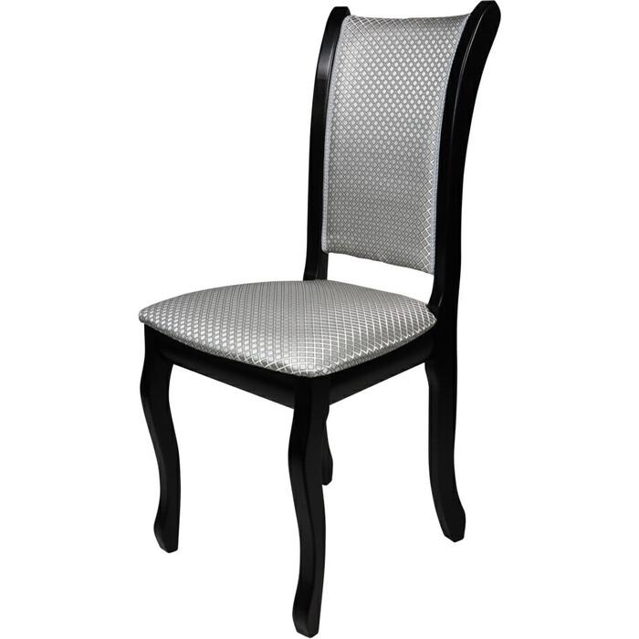 Фото - Стул Мебель-24 Гольф-7 венге, обивка ткань атина серебро стул мебель 24 гольф 11 орех обивка ткань атина коричневая