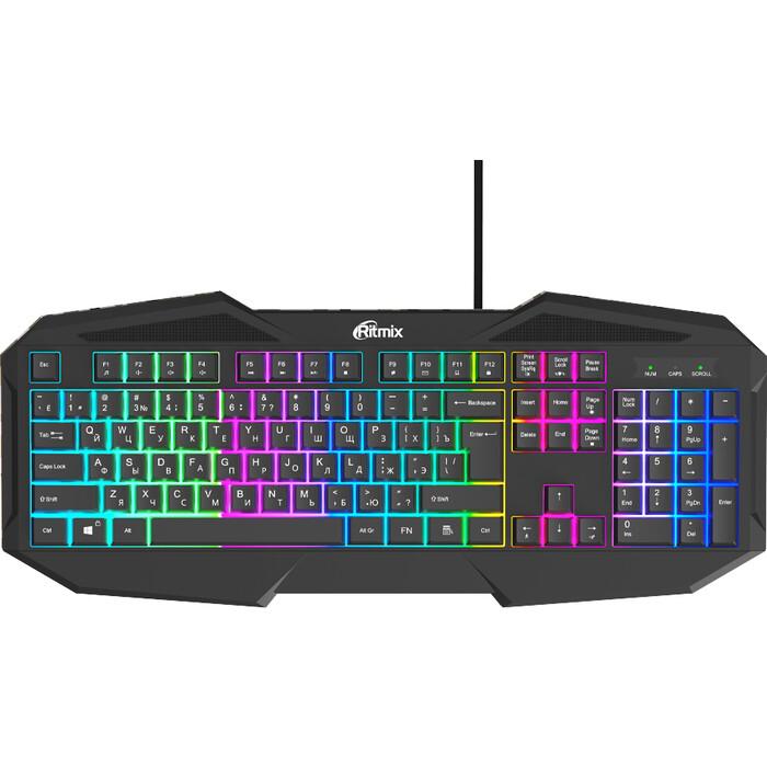 Клавиатура Ritmix RKB-550 black