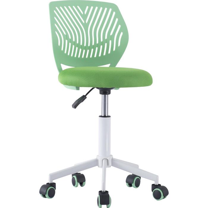 Кресло TetChair Fun ткань, зеленый