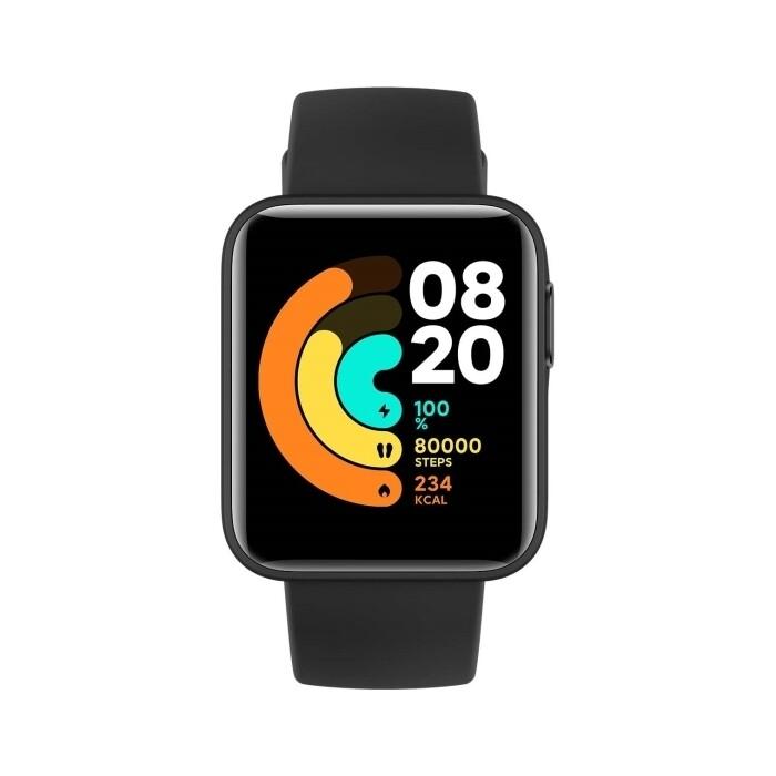 Фото - Умные часы Xiaomi Mi Watch Lite черный умные часы xiaomi mi watch eac черный xmwtcl02