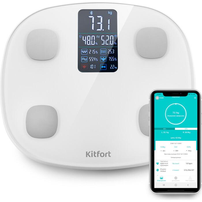 Весы KITFORT KT-808
