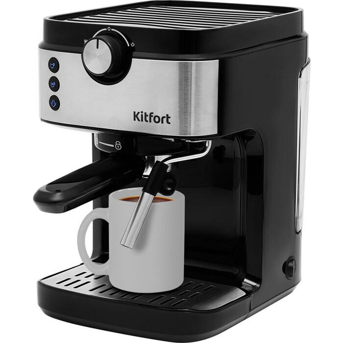 Кофеварка KITFORT КТ-742