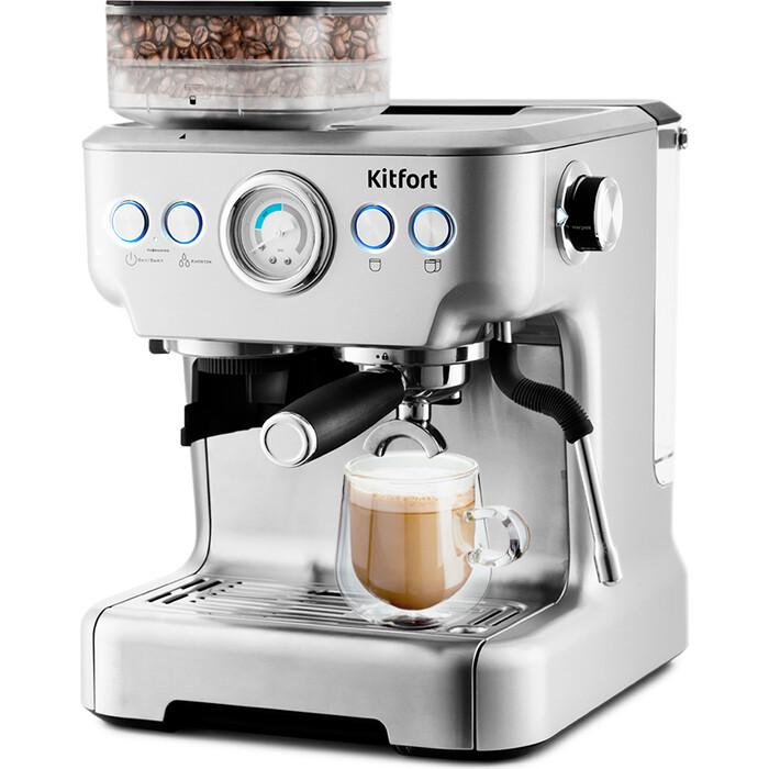 Кофейная станция KITFORT КТ-755