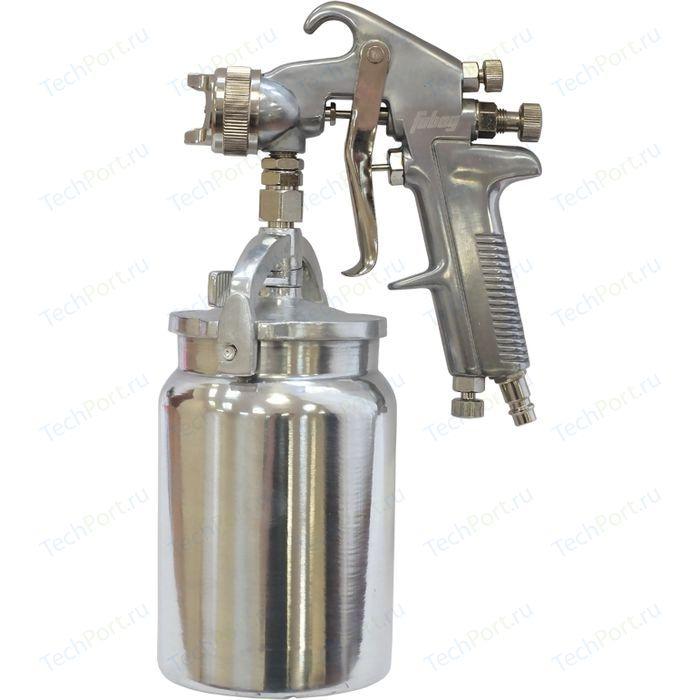 Краскопульт пневматический Fubag Basic S1000/1.8 HP (110105) краскопульт пневматический gav 2200 1 8 9727