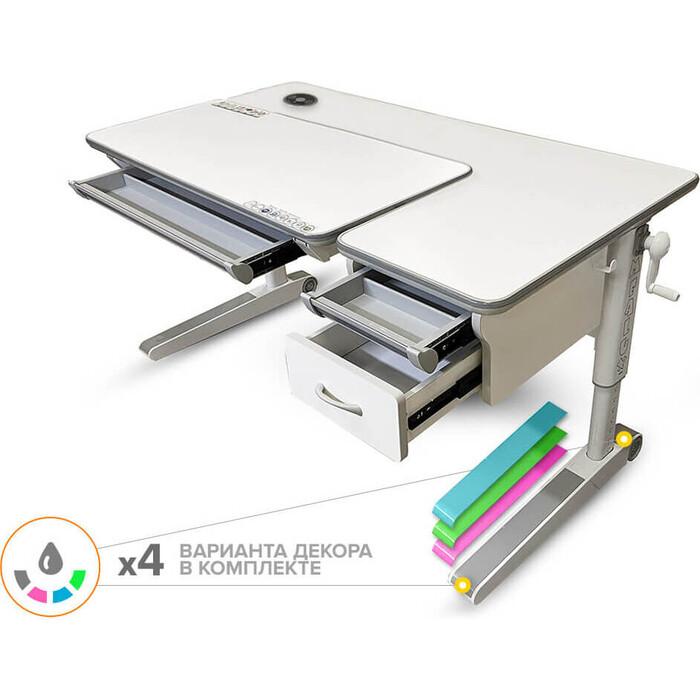 Детский стол Mealux Sherwood XL Multicolor BD-860 с ящиком