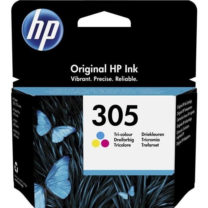 Картридж HP 305 цветной (100 стр.)