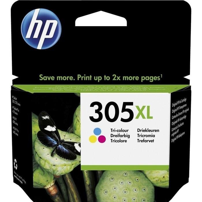 Картридж HP 305XL цветной (200 стр.)