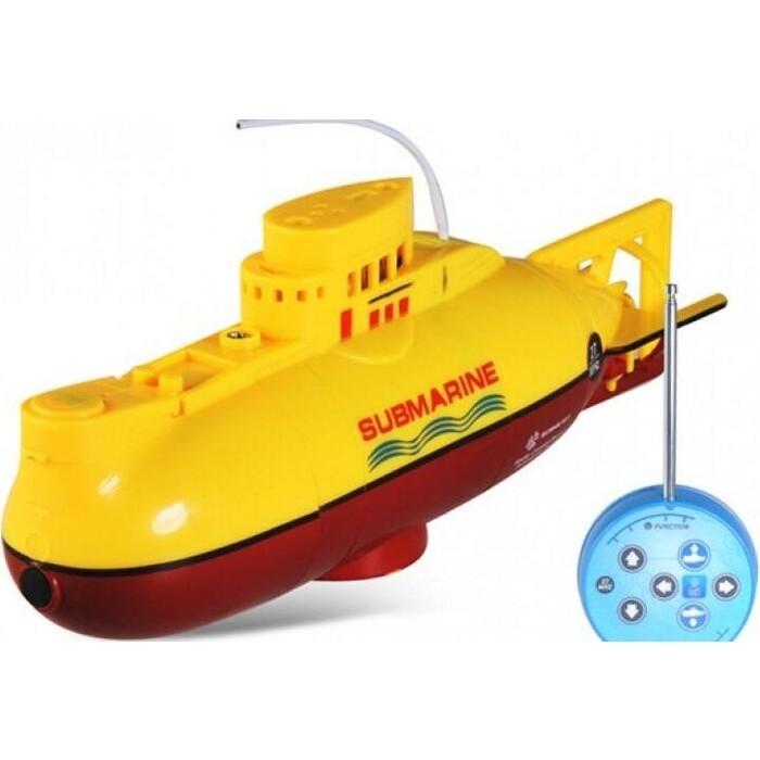Радиоуправляемая подводная лодка Create Toys Mini Submarine - 3311-Yelow