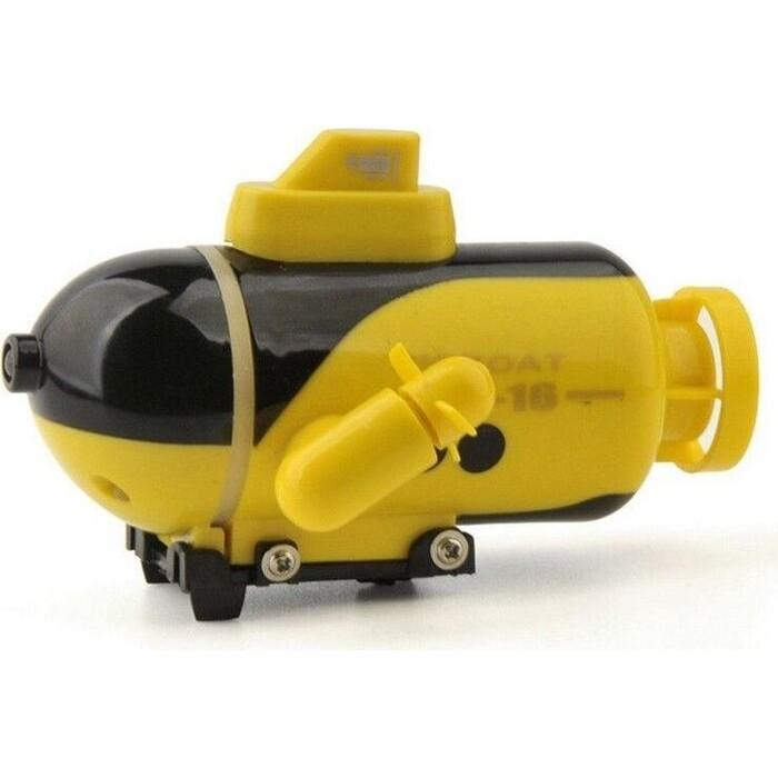 Радиоуправляемая субмарина Huan Xiang PigBoat U16 mini - 777-219-Yellow