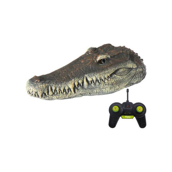 Радиоуправляемый катер FlyTec голова крокодила V005 2.4G - flytec-v005