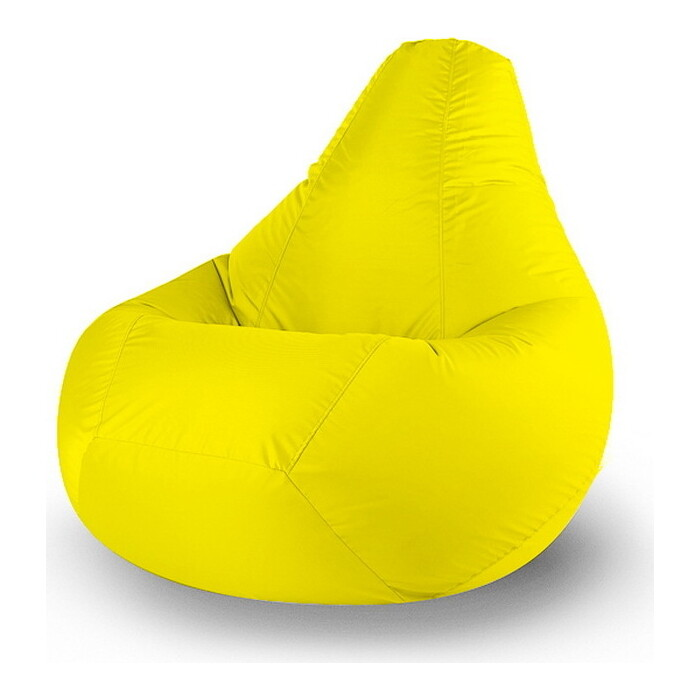 Кресло-мешок PUFOFF XXXL Yellow Oxford