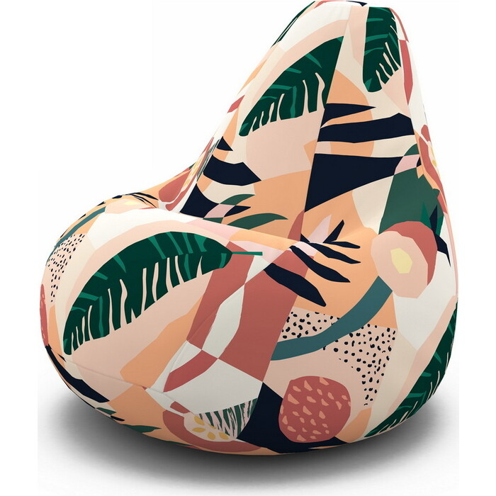 Кресло-мешок PUFOFF XXXL Papaya