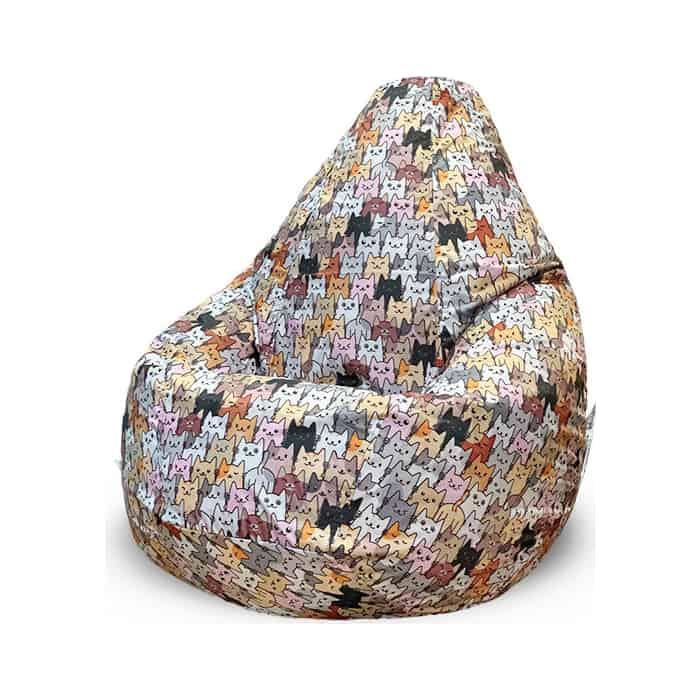 Кресло-мешок PUFOFF XXXL Kittens