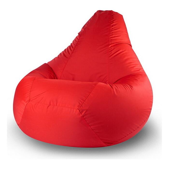 Кресло-мешок PUFOFF XXL Red Oxford