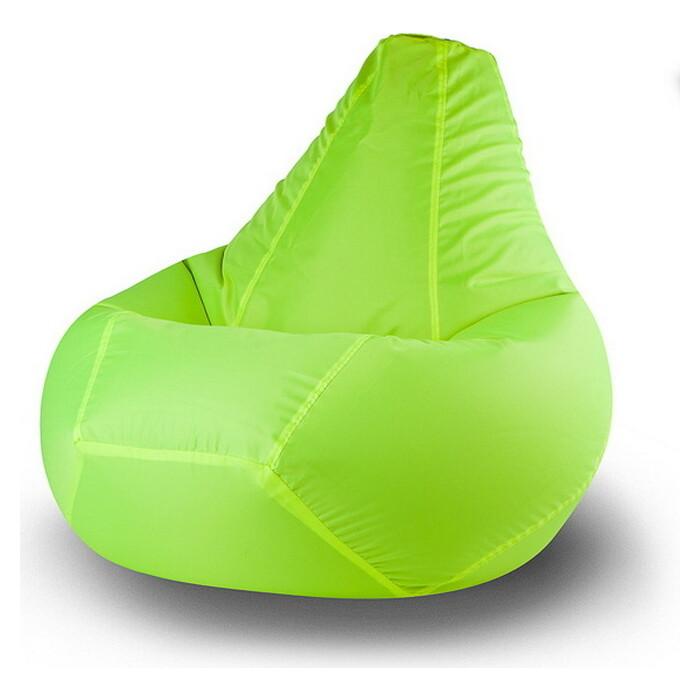 Кресло-мешок PUFOFF XXL Lime Oxford