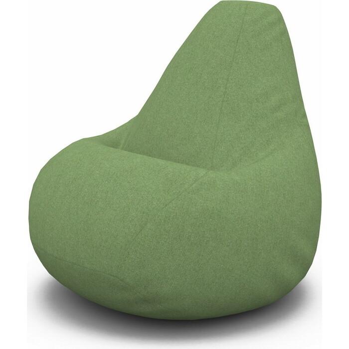 Кресло-мешок PUFOFF XXL Cooper Green