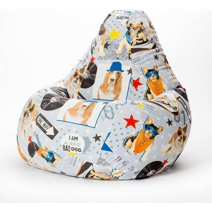 Кресло-мешок PUFOFF XXL Doggy