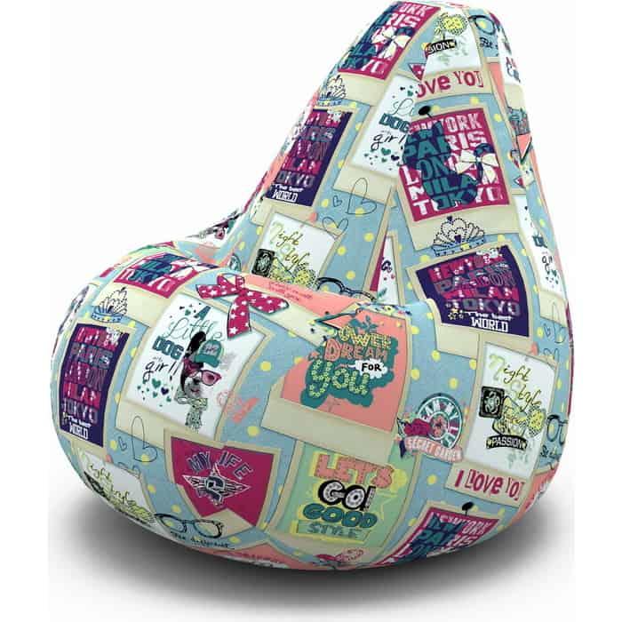 Кресло-мешок PUFOFF XXL Dream