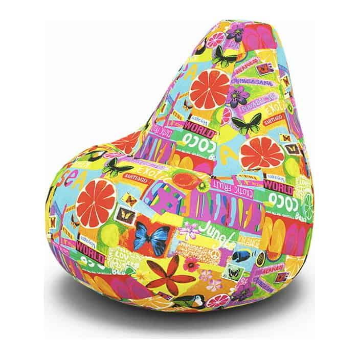 Кресло-мешок PUFOFF XXL Exotic