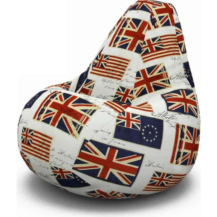 Кресло-мешок PUFOFF XXL England