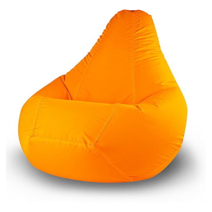 Кресло-мешок PUFOFF XL Orange Oxford