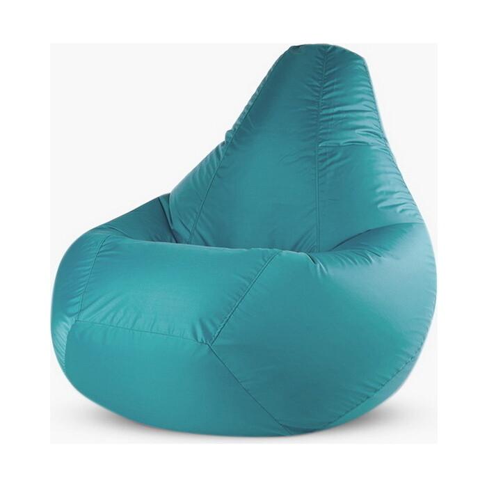 Кресло-мешок PUFOFF XL Aquamarine Oxford