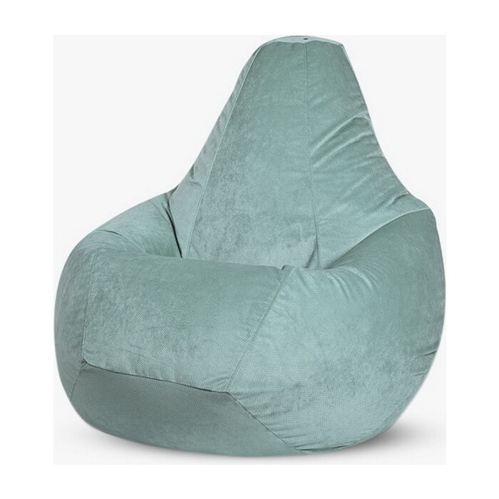 Кресло-мешок PUFOFF XL Balu Aquamarine