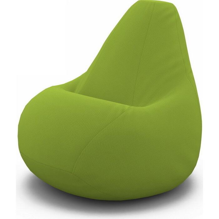 Кресло-мешок PUFOFF XL Tori Dark Blue