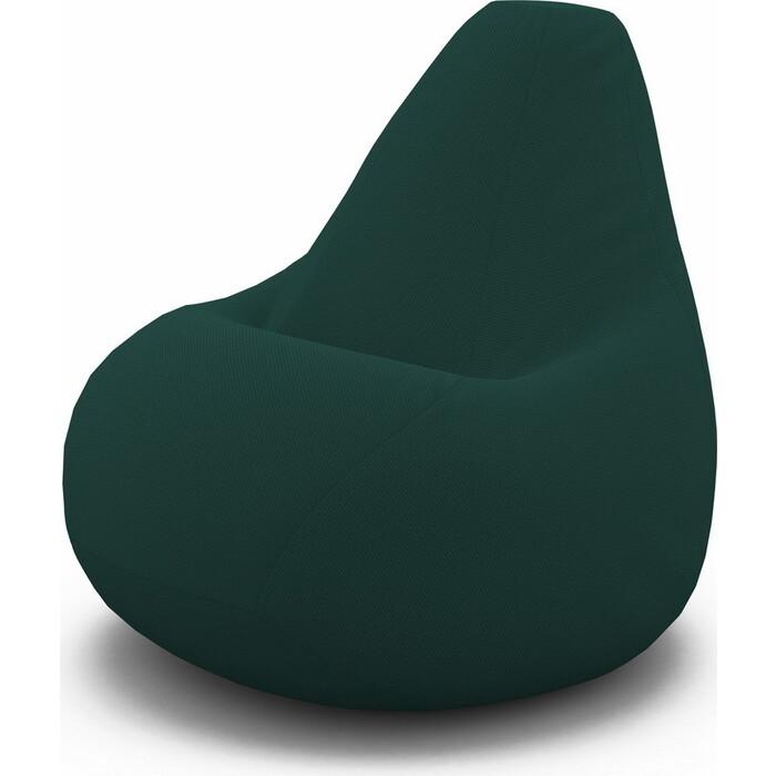 Кресло-мешок PUFOFF XL Tori Emerald
