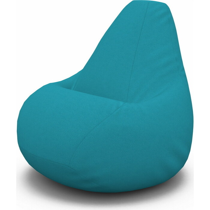 Кресло-мешок PUFOFF XL Kiwi Azure