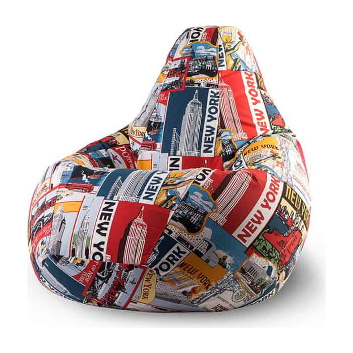 Кресло-мешок PUFOFF XL New-York