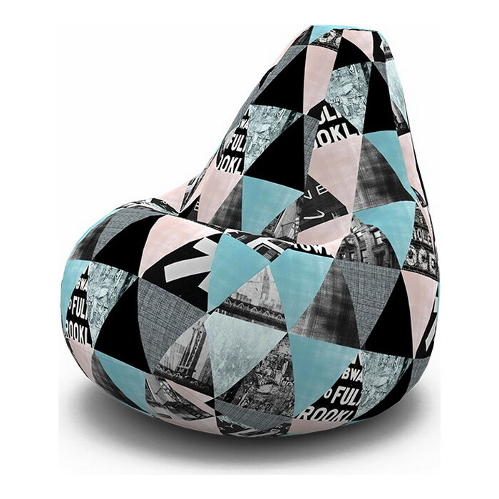 Кресло-мешок PUFOFF XL Style