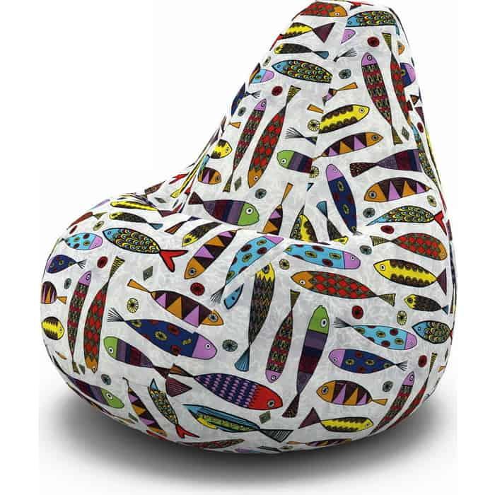 Кресло-мешок PUFOFF XL Santona