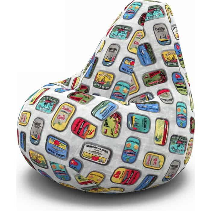 Кресло-мешок PUFOFF XL Laredo