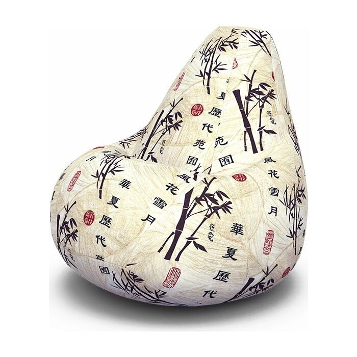Кресло-мешок PUFOFF XL Bambu