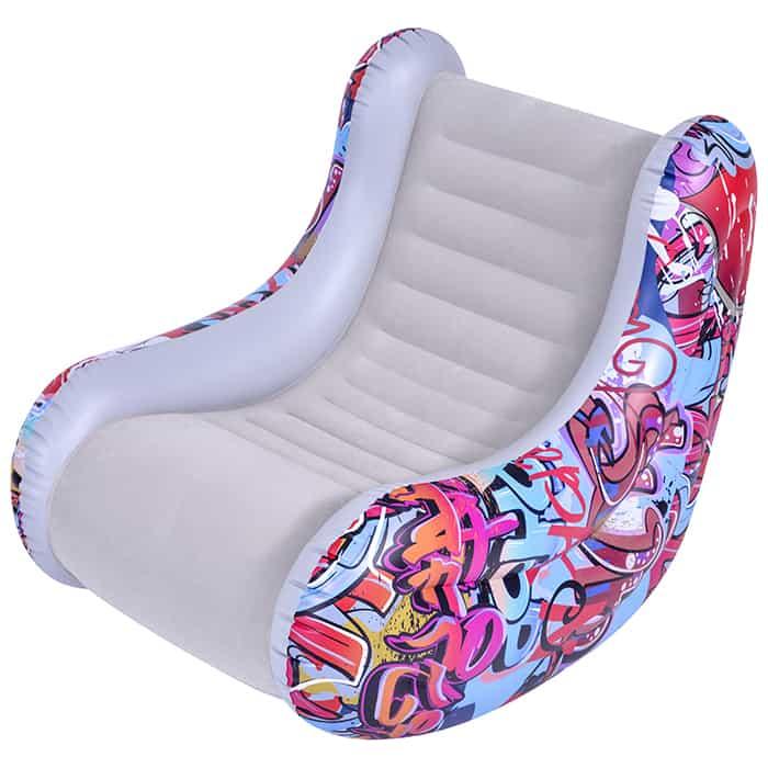 Надувное кресло Jilong FLOKER 94х76х76 см