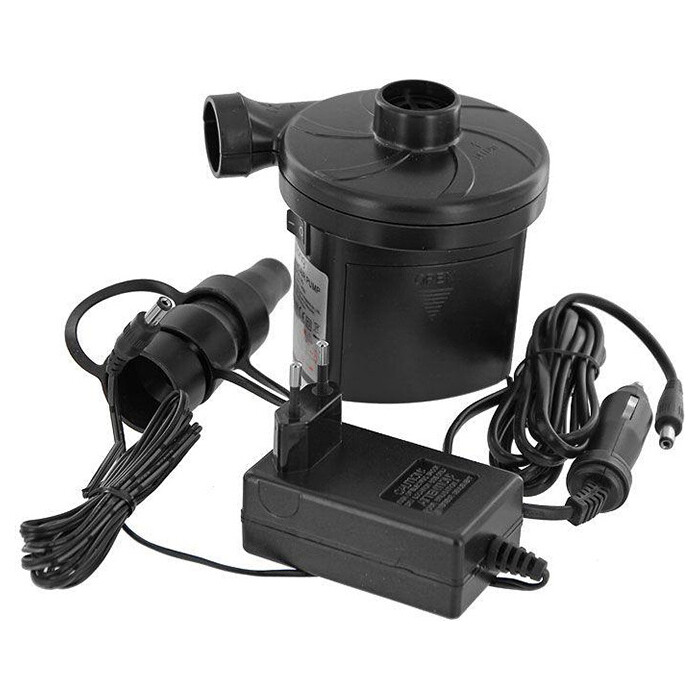 Насос электрический Jilong AC 2-WAY ELECTRIC PUMP 220B/12B