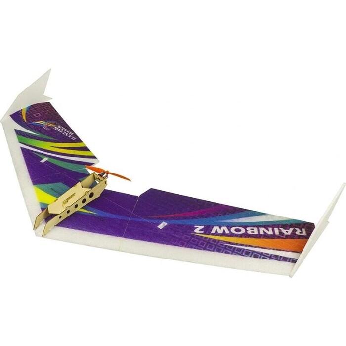 Радиоуправляемое крыло Rainbow Flying Wing E06 1000мм - E0604