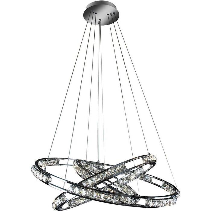 Светильник iLedex Подвесной светодиодный Crystal 16364/800+600+400 CR