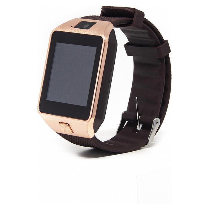 Умные часы Smarterra Chronos X (1.54 TFT) розовое золото