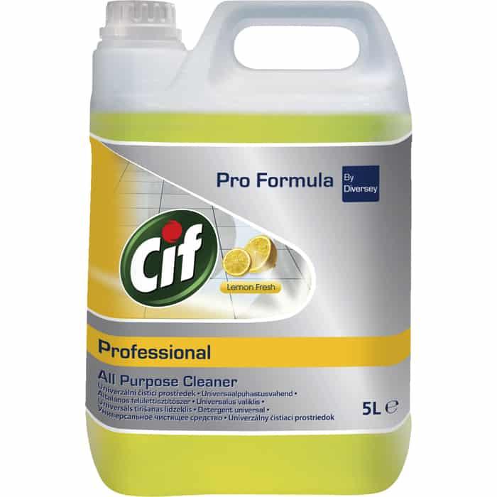 Чистящее средство Cif Professional All Purpose Cleaner, 5 л