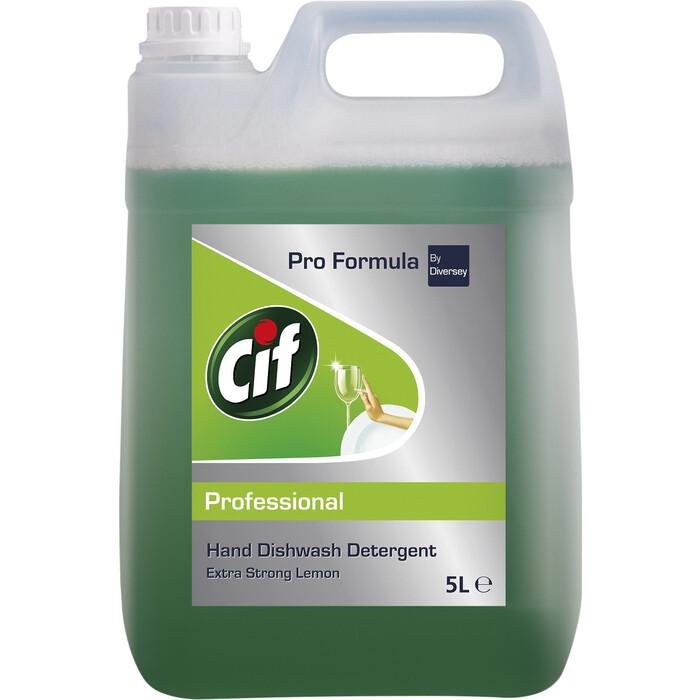 Средство для мытья посуды Cif Professional Dishwash, 5 л