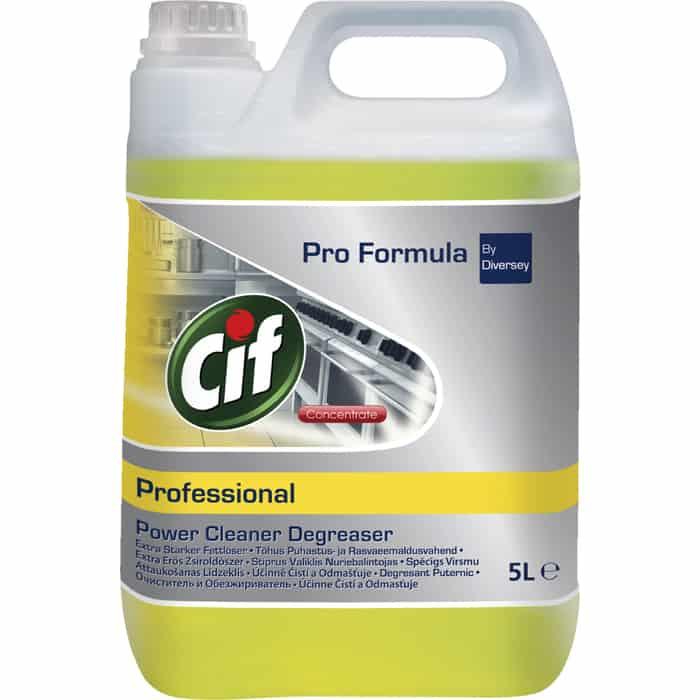 Чистящее средство Cif Professional Degreaser Concentrate 5 л