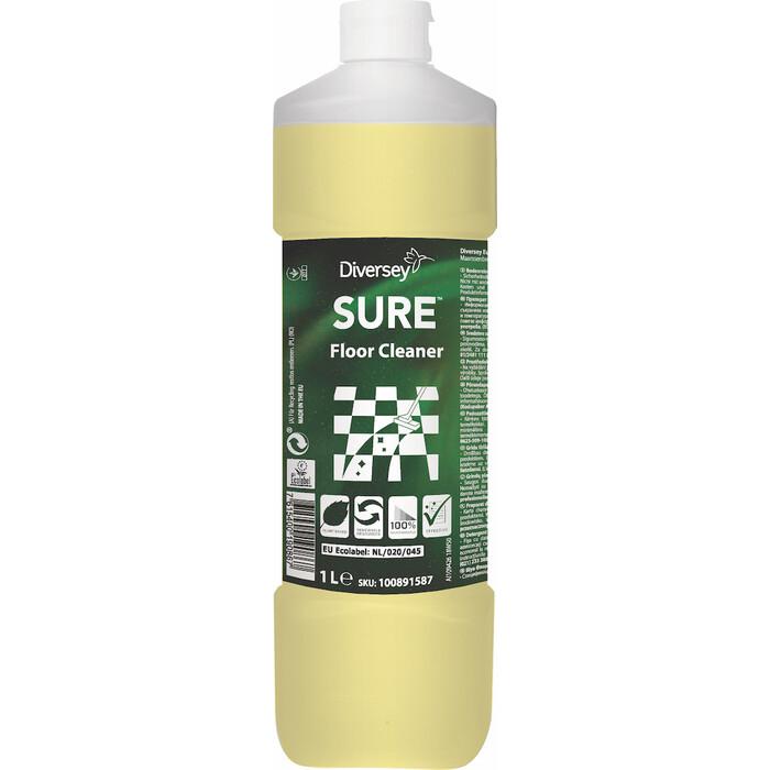 Средство для мытья пола SURE Floor Cleaner,1 л