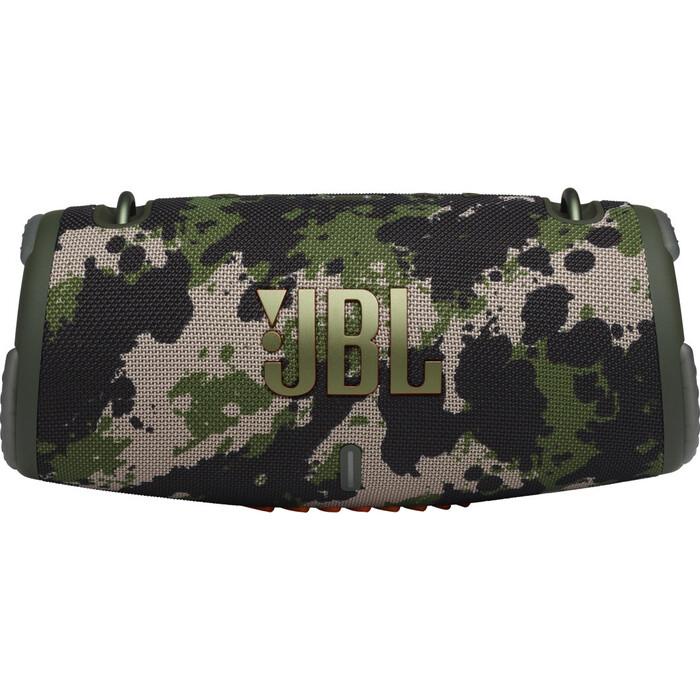Портативная колонка JBL Xtreme 3 (JBLXTREME3CAMORU) camouflage колонка порт jbl xtreme 3 камуфляж 100w 4 0 bt 3 5jack usb 15м jblxtreme3camoru