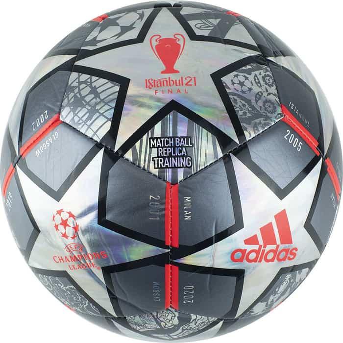 Мяч футбольный Adidas Finale Training Foil GK3498, р.4