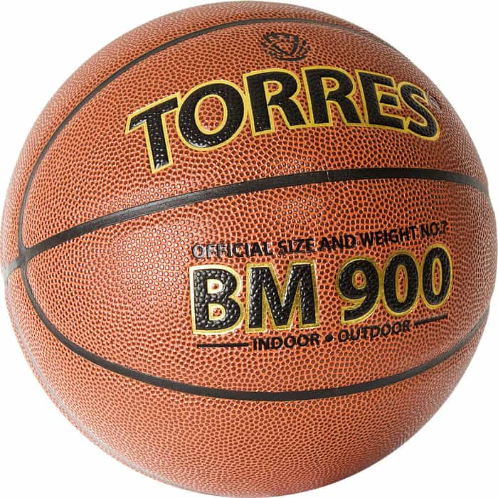 Мяч баскетбольный Torres BM900 B32037, р.7